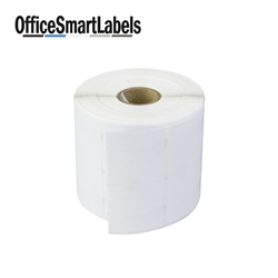 "3"" x 1-1/2"" Direct Thermal Labels ( Permanent Adhesive - 1 Inch Core )"