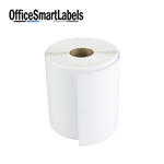 "4"" x 3"" Direct Thermal Labels ( Permanent Adhesive - 1 Inch Core )"