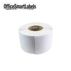 "4"" x 6-1/2"" Direct Thermal Labels ( Permanent Adhesive - 3 Inch Core )"