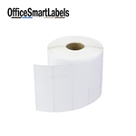 "3"" x 1"" - Removable Direct Thermal Labels ( Removable Adhesive - 1 Inch Core )"
