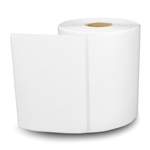 "4"" x 3"" - Removable Direct Thermal Labels ( Removable Adhesive - 1 Inch Core )"