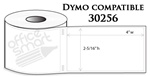 "Dymo Compatible 30256 - 2-5/16"" x 4"" Shipping Labels"