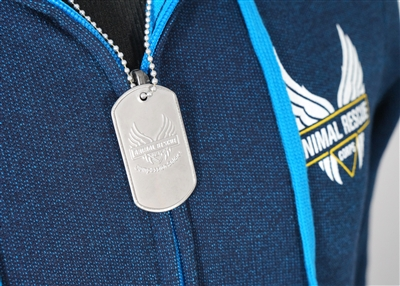 Compassion Soldier Dog Tag