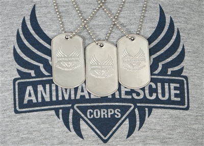 Compassion Soldier Dog Tag 3 Pack