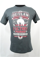 Unisex / Men's Outlaw Factory Farms T-Shirt