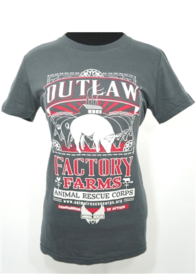 Women's Outlaw Factory Farms T-Shirt