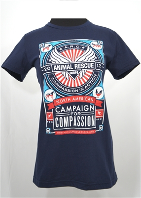 Women's 2012 North American Tour T-Shirt