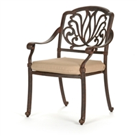 Darlee Elisabeth Dining Chair- Texas