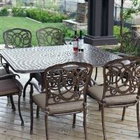 Darlee Florence 60 Square Dining Group