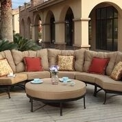 Darlee San Sectional Set