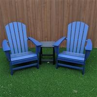 POLYWOOD Nautical Adirondack
