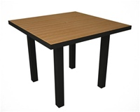 Polywood Plastique Euro 36 Dining Table