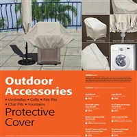 Treasure Garden Large Umbrella Cover