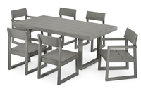 POLYWOOD Edge Dining Group