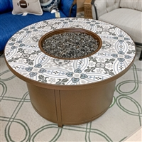 In Stock OW Lee Valencia Fire Pit