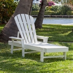Polywood South Beach Chaise Lounge