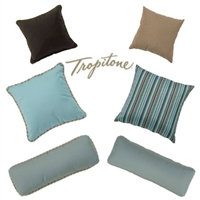 Outdoor Pillows and Bolsters US made