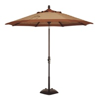 "9"" Twist Tilt  Umbrella"