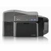Fargo DTC1250e Dual-Sided Color ID Card Printer with Ethernet Graphic