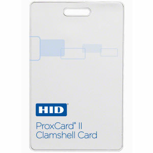 HID 1326 ProxCard II Clamshell Proximity Cards Graphic