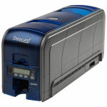 Datacard SD360 Color ID Card Printer with ISO MSE Graphic