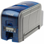 Datacard SD160 Color ID Card Printer with ISO MSE Graphic