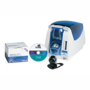 Datacard EZ-ID Card System with Magnetic Stripe Encoding Graphic