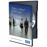 HID EasyLobby Visitor Management Software Graphic