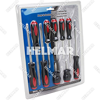 1909<br>SCREWDRIVER SET (10 PIECE)