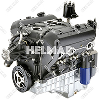 80720-GM<br>ENGINE (BRAND NEW GM 4.3L)