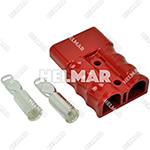 AM6329G1<br>CONNECTOR W/CONTACTS (SB175 1/0 RED)