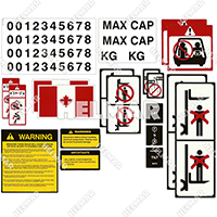 DECAL-KIT-CANADA<br>UNIVERSAL DECAL KIT (CANADIAN)