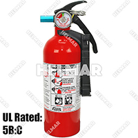 FE-10<br>FIRE EXTINGUISHER