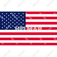 FLAG-USA<br>DECAL (USA FLAG)