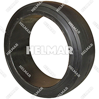 TIRE-180C<br>CUSHION TIRE (21X7X15 B/S)
