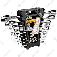 W1160<br>WRENCH SET (METRIC 9 PIECE)