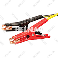 W1671<br>JUMPER CABLES (8 GAUGE 12 FT)