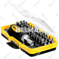 W9159<br>RATCHETING SCREWDRIVER SET
