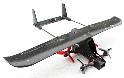 XRay VTOL Nano Skyhunter Wing Conversion Kit