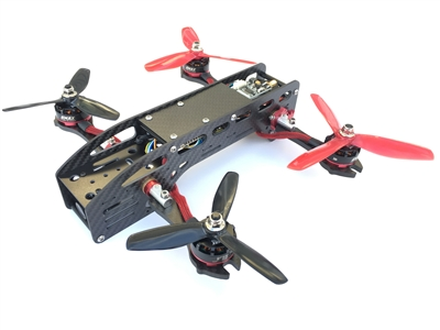 XRay Tilt-rotor quad DIY ARF kit without VTX for International customers