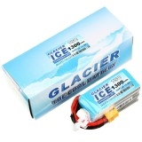 Glacier ICE 75C 1300mAh 4S 14.8V LiPo Battery