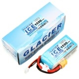 Glacier ICE 75C 1550mAh 4S 14.8V LiPo Battery