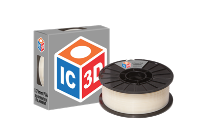 IC3D PLA 3D Printer Filament 1.75mm