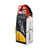 1300mAh 14.1V 75C 4S1P Lipo Battery Pack Racing series with XT60 plug