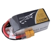 1550mAh 14.1V 75C 4S1P Lipo Battery Pack Racing series with XT60 plug