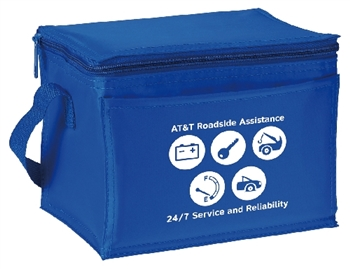 B1001 - The Original 6 Can Cooler Bag