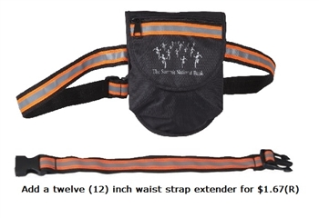 B1109 - The Jogger's Reflective Fanny Pack