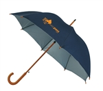 "B1303 - The 48"" Auto Open Umbrella with Hook Handle"