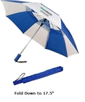 "B1320 - The 47"" Auto Open Windproof Folding Umbrella"