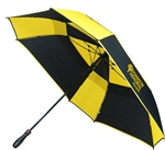 "B1321 - 61"" Auto Open Wind Proof Heavy Duty Square Golf Umbrella"